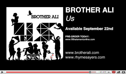 Brother Ali - Us: Video