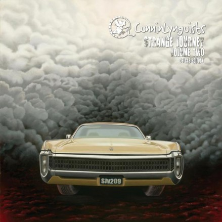 Cunninlynguists - Strange Journey Volume Two