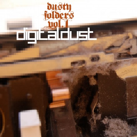 Digital Dust - Dusty Folders Vol.1: Album Art