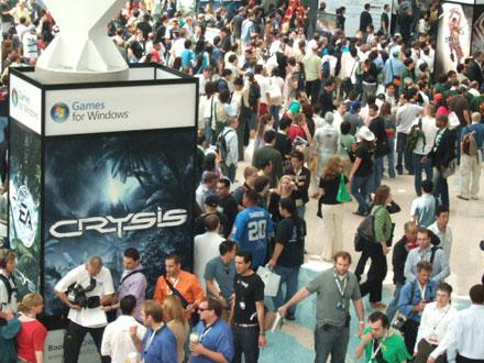 E3 2006 Crowd
