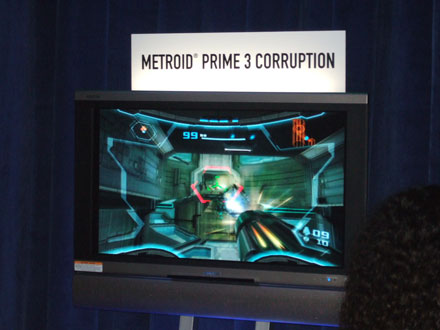Metroid Prime 3 Corruption (Wii)