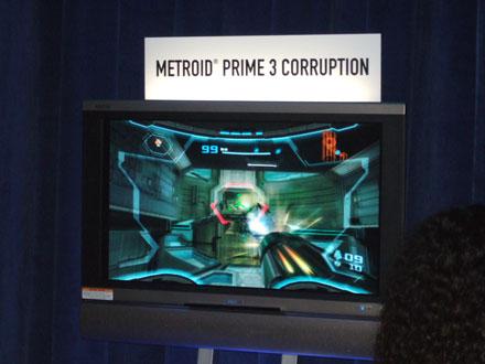 Metroid Prime 3 Corruption (Wii)