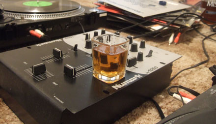 DJ headpiece747 mixing essentials