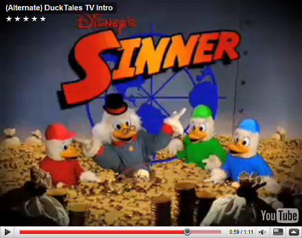 Fatal Farm Ducktales Video