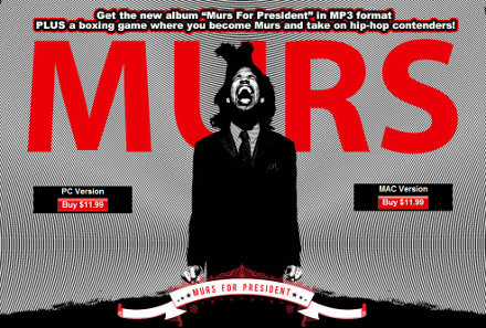 Murs Game With MP3s