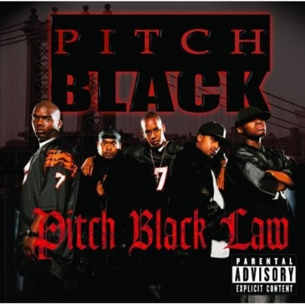 Pitch Black - Pitch Black Law