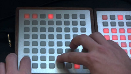 Primus Maximus On Monome and Scratching: Video