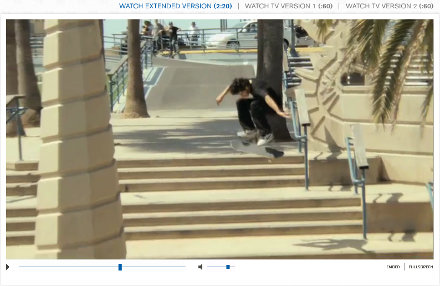 Paul Rodriguez III, Ice Cube & Nike Video