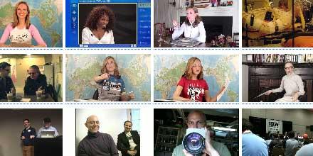 Rocketboom Collage