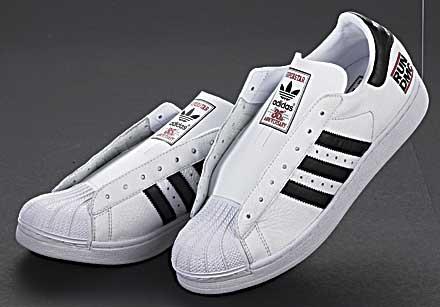 Run DMC Adidas RIP JMJ