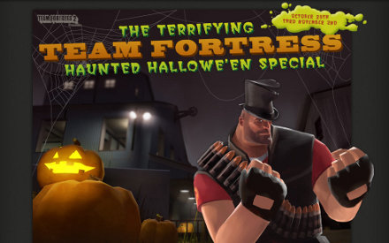 Team Fortress 2 Haunted Halloween Special