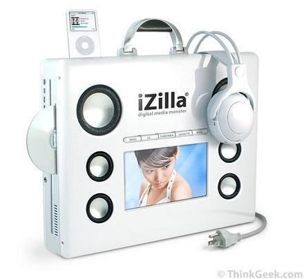 iZilla Media Monster