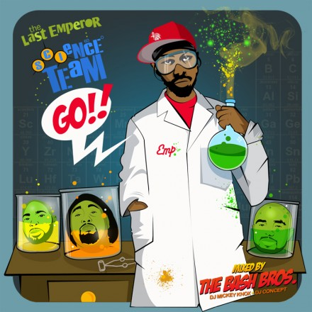 Last Emperor - ScienceTeam...Go! (mixed by DJ Mickey Knox & DJ Concept)