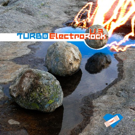 Turbo ElectroRock v.3 Album Art