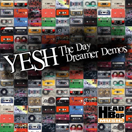 Yesh - The Day Dreamer Demos Album Art